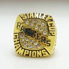 1994 NHL New York Rangers Stanley Cup Hockey Championship ring size 8-14 US