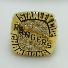1994 NHL New York Rangers Hockey championship ring size 12 US