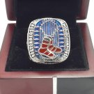 2013 Boston Red Sox World Series Championship ring size 8-14 US + Wooden Case