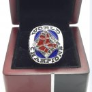 2007 Boston Red Sox World Series Championship ring size 8-14 US + Wooden Case