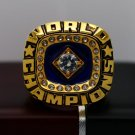 1978 New York Yankees World Series Baseball championship ring size 8-14 US + Wooden Box