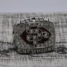 2007 USC University of Southern California Rose Bowl Championship Ring 8-14Size