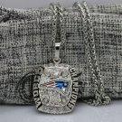 2016 New England Patriots LI super bowl Championship Pendant Necklace Gift