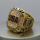2016 Rio Olympic Basketball USA Champion ring size 8-14 US Player DURANT