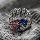 2016 2017 New England Patriots LI super bowl championship ring size 8-14 US NEW