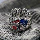 2016 2017 New England Patriots LI super bowl championship ring size 14 US NEW