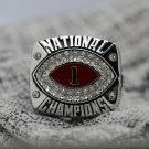 2013 Florida State Seminoles BCS National Championship Ring size 8-14 US Back Solid