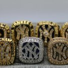 1977 1978 1996 1998 1999 2000 2009 New York Yankees Championship rings Size 12