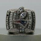 2003 New England Patriots XXXVI super bowl championship ring size 8-14 US