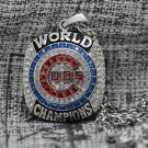 2016 Chicago Cubs World Series Championship Pendant Necklace Gift