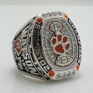2015 Clemson Tigers ACC Orange Bowl Championship Ring Solid Size 8 9 10 11 12 13 14