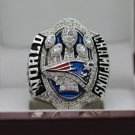 2016 2017 New England Patriots LI super bowl ring size 11 Solid Gift Wooden Box