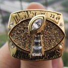 2002 Tampa Bay Bucaneers super bowl ring size 11 US
