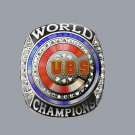 10PCS 2016 Chicago Cubs MLB World Series Championship ring Size 10-14 For RIZZO