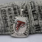 2016 Atlanta Falcons NFC National Football Championship Pendant Necklace Gift