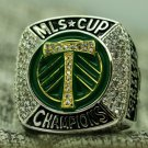 2015 Portland Timbers MLS Cup Championship Ring size 8-14 US