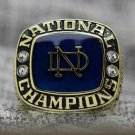1973 Notre Dame College Football National Championship ring 8-14Size
