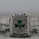 2008 Boston Celtics ring Basketball Championship ring replica size 8 9 10 11 12 13 14 US