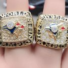1992 1993 Toronto Blue Jays World Series Championship Rings size 11