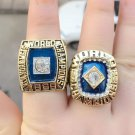 1969 1986 New York Mets World Series Championship Rings Size 11