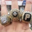 1960 1971 1979 Pittsburgh Pirates World Series Championship Rings Size 11