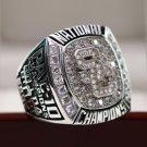 2004 USC Trojans Rose Bowl Championship Ring Size 8 9 10 11 12 13 14 + Wooden Box