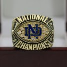 1988 Notre Dame Fighting Irish Championship ring Size 8 9 10 11 12 13 14 + Wooden Box