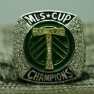 Custom Name & Number for 2015 Portland Timbers MLS Cup Championship Ring size 8-14 US