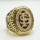 Custom Name & Number for 2014 Florida State Seminoles ACC Championship ring Size 8 9 10 11 12 13 14