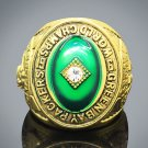1961 Green Bay Packers NFC Football Championship ring size 11 US