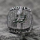 Custom Name & Number for 2017 Philadelphia Eagles LII Super Bowl Ring size 8 9 10 11 12 13 14