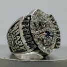 Custom Name & Number for 2004 New England Patriots super bowl ring size 8 9 10 11 12 13 14