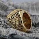 Custom Name & Number for 2000 Baltimore Ravens super bowl championship ring size 8 9 10 11 12 13 14