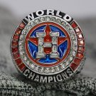 Custom Name & Number for 2017 Houston Astros World Series Championship ring size 8 9 10 11 12 13 14