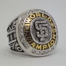 Custom Name & Number for 2010 San Francisco Giants World Series Championship ring size 8 - 14