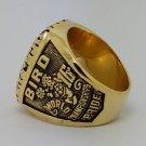 Custom name & number for 1986 Boston Celtics World Championship ring Size 8 9 10 11 12 13 14