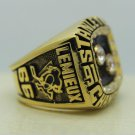 Custom Name & Number for 1992 Pittsburgh Penguins Stanley Cup Championship ring size 8 - 14