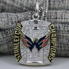 2018 Washington Capitals Stanley Cup Championship Pendant Necklace Gift