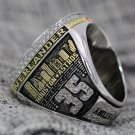 Justin Verlander 2017 Houston Astros World Series Championship Ring Size 11