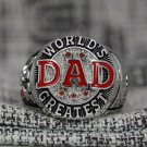Custom Name for Dad Ring, Father's Day Gifts, Gifts for Dad, Dad Jewelry Size 10 11 12 13 14