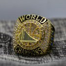 Golden State Warriors 2017 Basketball Championship ring CURRY size 8-14 US