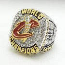 2015 2016 Cleveland Cavaliers National Basketball Championship ring size 10 US