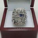 2016 New England Patriots LI super bowl ring size 8-14 US+ Wooden Box