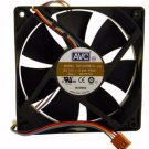 AVC  DA12025B12L  POO5  120mm Case fan   12V  0.30A  FAST Shipping