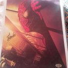 Stan Lee auto with coa