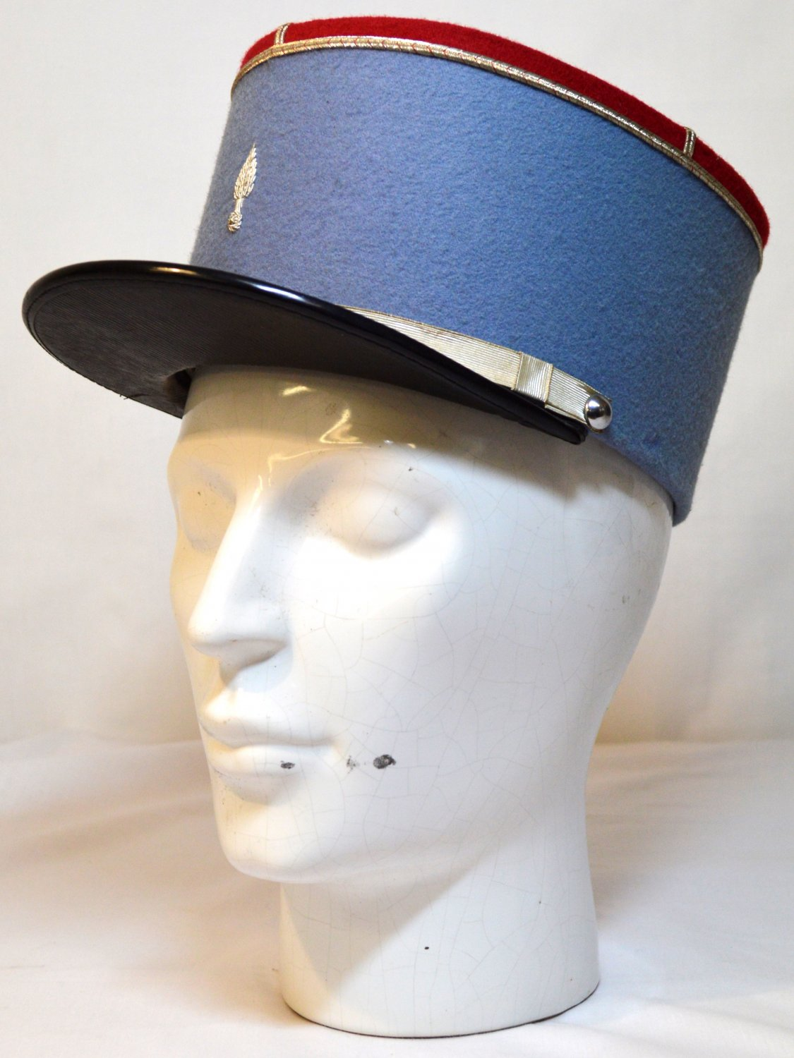 French Foreign Legion Cavalry Officers Kepi Cap Hat