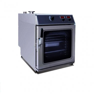 Electric Combination Convection Oven Steamer 4 Trays 32mm - Micro Combi Oven