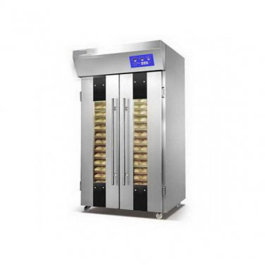Bakery Proofer,2 Doors 32 Trays, 35-40 'C, Stainless Steel  CE Approval Proofer
