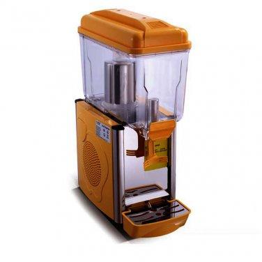 Juice Dispenser Machine - 1 Tank, 12L, Pump Spraying System Commercial Juice Dispenser