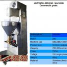 Automatic Meat Ball Making Machine Free Express Shipping